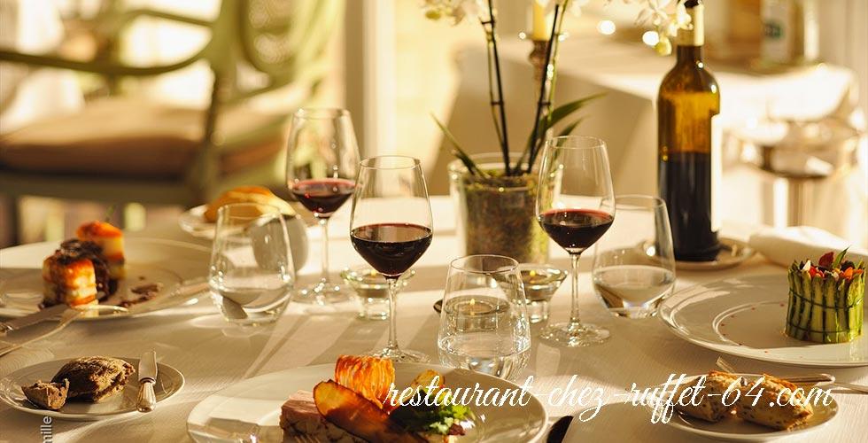 Restaurant gastronomique Jurançon